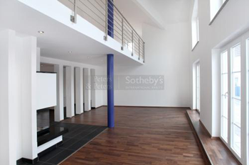 Penthouse in Frankfurt-Praunheim